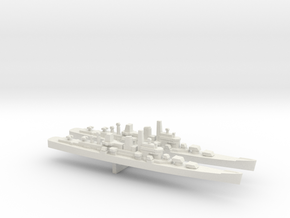 Boston-Class Cruiser x 2, 1/3000 in White Strong & Flexible