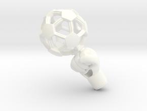 iFTBL Zero / The One in White Processed Versatile Plastic