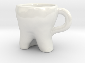 DDC -EspressoSet Tasse in Gloss White Porcelain