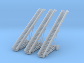 Small Conveyor Z Scale in Smooth Fine Detail Plastic