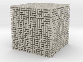 Mazed in Natural Sandstone