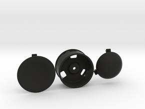 MT4 Wheel in Black Strong & Flexible