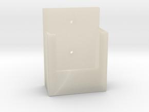 Remoteholderv2 in White Acrylic
