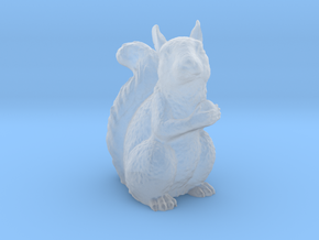 Guardian Squirrel in Smooth Fine Detail Plastic