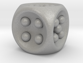 Gravity D6 in Aluminum