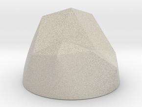 Pen & Paper Rock for 1 Inch field in Natural Sandstone