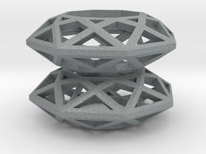 BRILLIANT - earrings in Polished Metallic Plastic