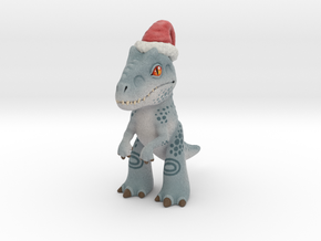 I. Rex Christmas in Full Color Sandstone