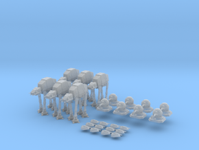 Battle of Hoth (edravis) in Frosted Ultra Detail