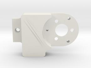 DJI Phantom 3 Gimbal repair Replacement Roll Arm C in White Natural Versatile Plastic