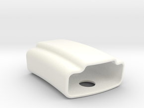 Vivosmart Clip in White Strong & Flexible Polished