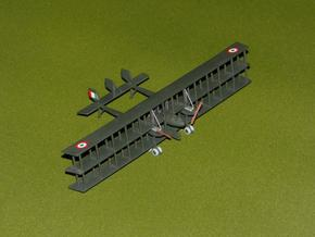 Caproni Ca.4 1:144th Scale in White Natural Versatile Plastic