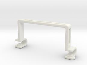 DJI Zenmuse H3-2D / H3-3D Haltebügel schraubenlos  in White Natural Versatile Plastic
