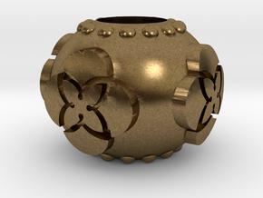 TU Pandora Bead in Natural Bronze