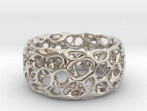 Frohr Design Radiolaria XL in Platinum