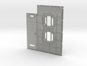 DeAgo Falcon Main Hold Floor strong & flexible in Metallic Plastic