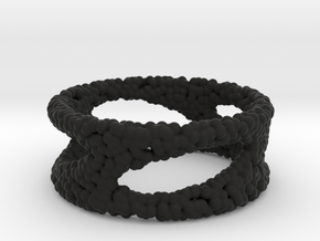 Frohr Design Bracelet Sphere in Black Strong & Flexible