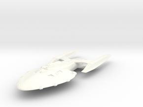 BattleRam Class in White Processed Versatile Plastic