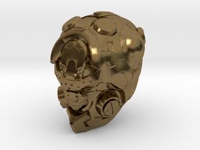 Halo 5 Pioneer 1/6 scale helmet in Polished Bronze
