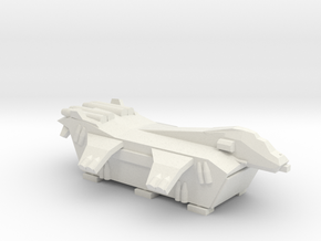 [5] Super-Heavy Vehicle Lifter in White Natural Versatile Plastic