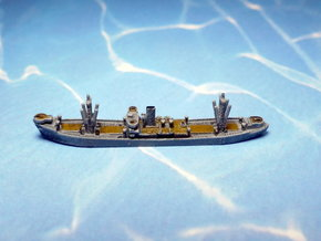 German WWII Hansa Type 5000 Freighter 1/2400 in Smooth Fine Detail Plastic