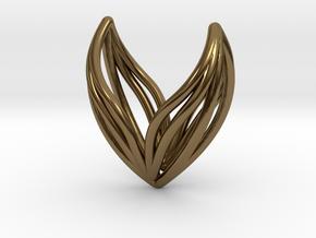 sWINGS Serene in Polished Bronze