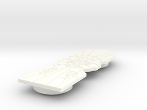 MTMTE Tailgate Hoverboard V2 - Part 2 in White Processed Versatile Plastic