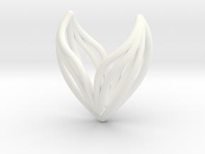 sWINGS S, Pendant in White Processed Versatile Plastic
