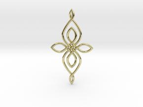 Custom Celtic Knot 01 in 18k Gold
