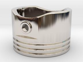 Piston - US Size 8 in Platinum
