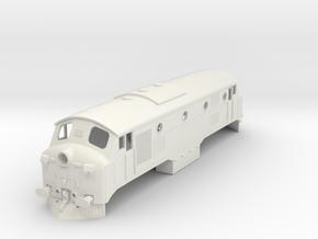 Ceylon M1 Ho in White Strong & Flexible