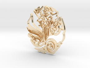Globber in 14K Yellow Gold