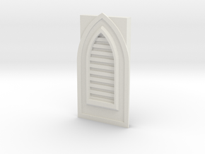 Window type10 in White Natural Versatile Plastic