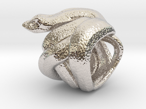 Snake No.2 in Platinum