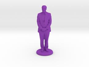 58I KEITH ROSENBLOOM in Purple Processed Versatile Plastic