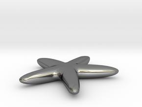 Model-3c64603b7890f362865d4986aa692d26 in Fine Detail Polished Silver