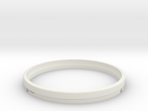 Gary Fong Lightsphere Collapsible ChromeDome Ring in White Natural Versatile Plastic