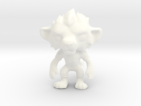 Shadow Funko Pop in White Processed Versatile Plastic