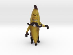 Banana in Natural Full Color Sandstone: Small
