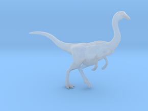 Gallimimus 1/144 Pose 02 - DeCoster in Smoothest Fine Detail Plastic