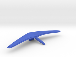 "Hang Glider ""Project Niki"" in Blue Processed Versatile Plastic"
