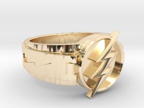 V3 Regular Flash Size 11, 20.68mm in Polished Brass