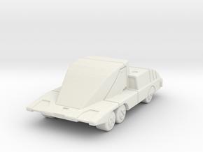 GV05 G4 Security Car in White Natural Versatile Plastic