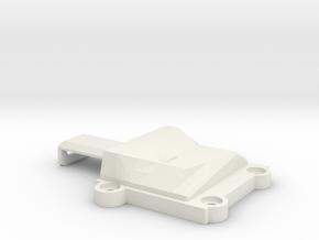 Myproto V5B Front End for Kyosho MR-03 servo cover in White Strong & Flexible