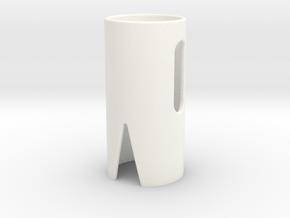 EggMan in White Processed Versatile Plastic