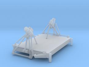 05-Folded LRV - Forward Platform in Smooth Fine Detail Plastic