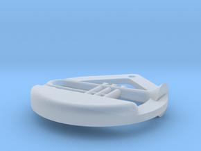 Trumpet emblem in Smoothest Fine Detail Plastic