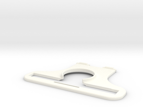 NEODiVR-PLAy-iPhone6+-SSensor-RightArm in White Strong & Flexible Polished