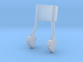 F12B-Folded TTCA Armrest-CDR Side in Smooth Fine Detail Plastic