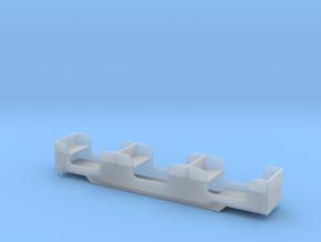 Stapleford Miniature Railway Brake Coach in Smooth Fine Detail Plastic